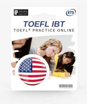 O TOEFL® Practice Online